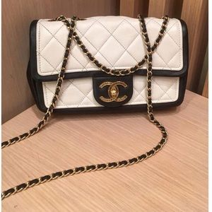 Chanel Limited Edition Bag GHW